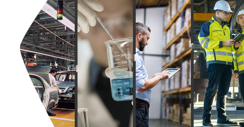 Solutions ERP pour votre métier : industrie, négoce, services