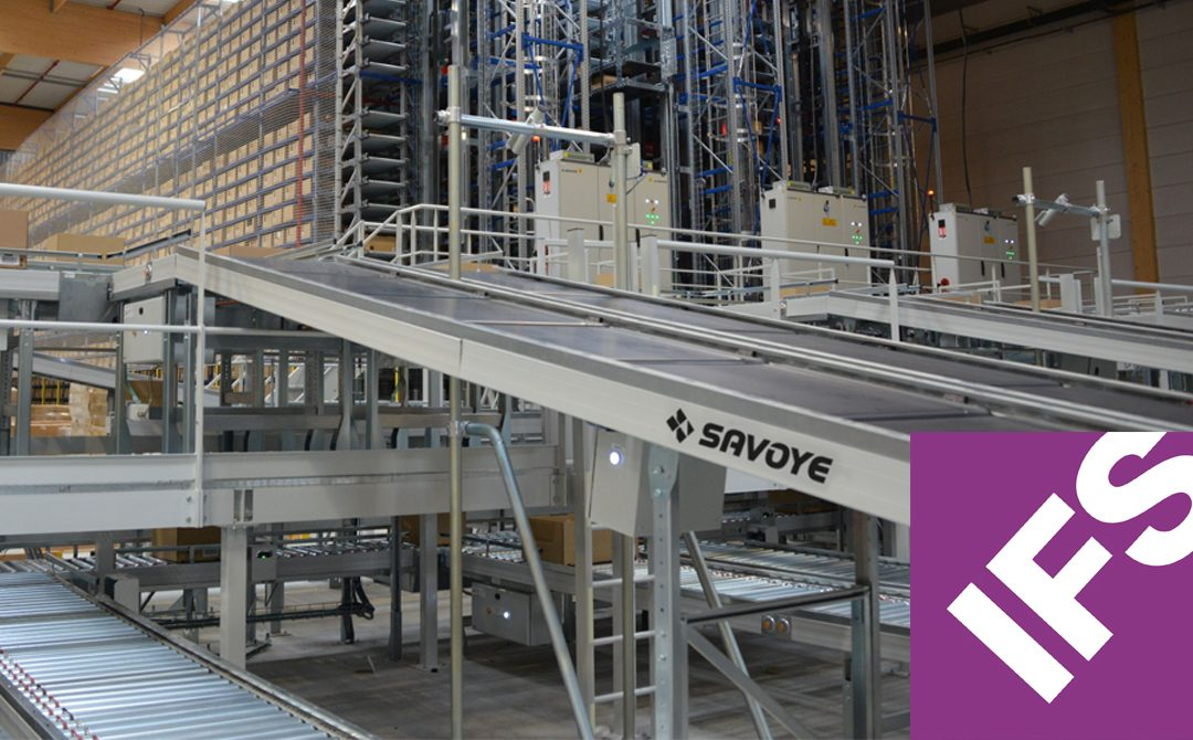 Communiqué de presse : Savoye choisit IFS et K4-U