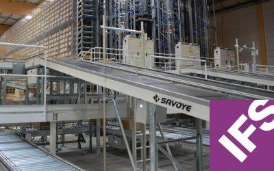 Communiqué de presse : Savoye choisit IFS et le Groupe Kardol