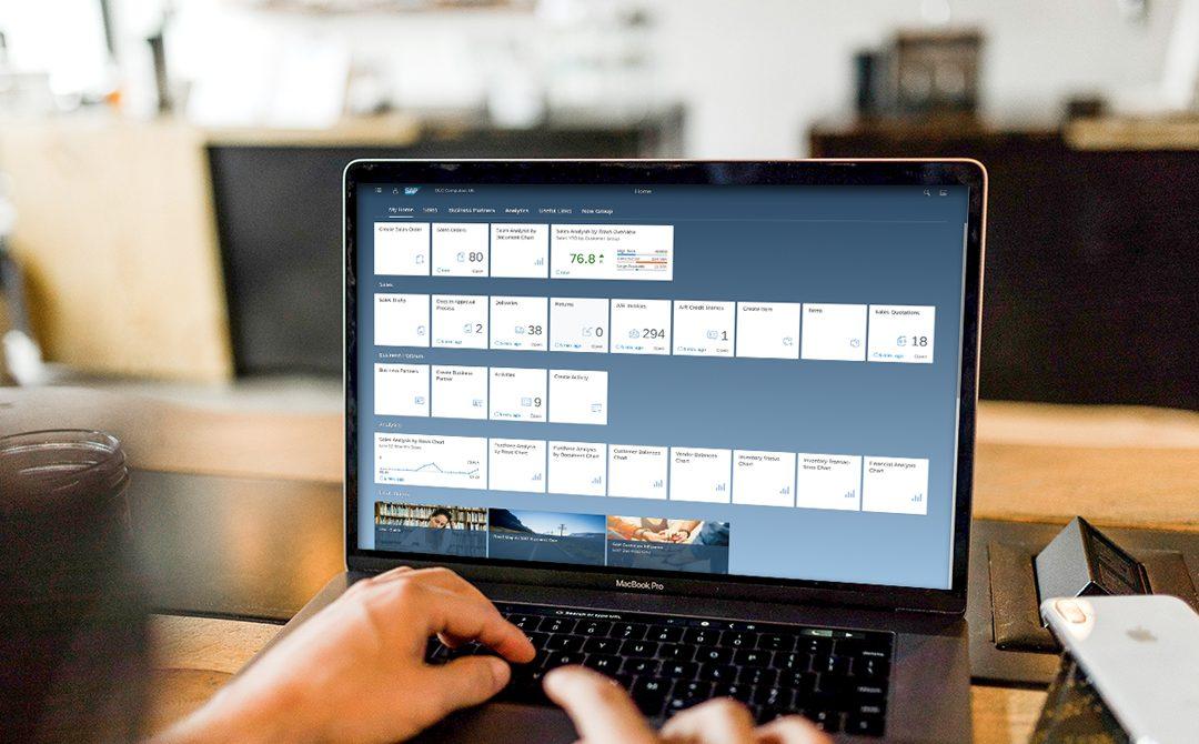 Comment SAP Business One v10 booste la transformation digitale des TPE ?