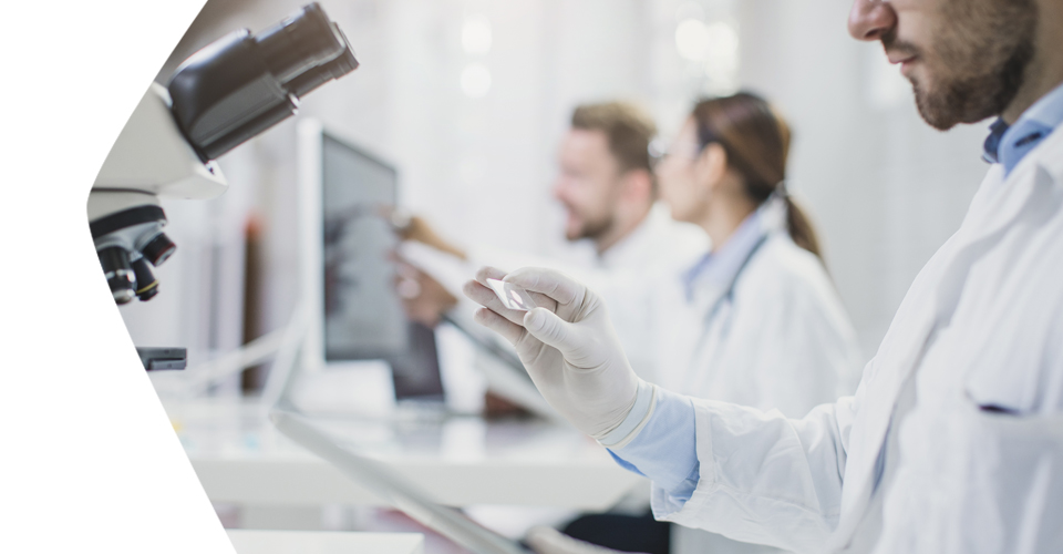 ERP pour l'industrie de la pharmacie et de la cosmétique - matériel médical