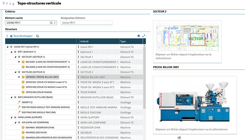 Gestion de la maintenance dans Sage X3 ERP