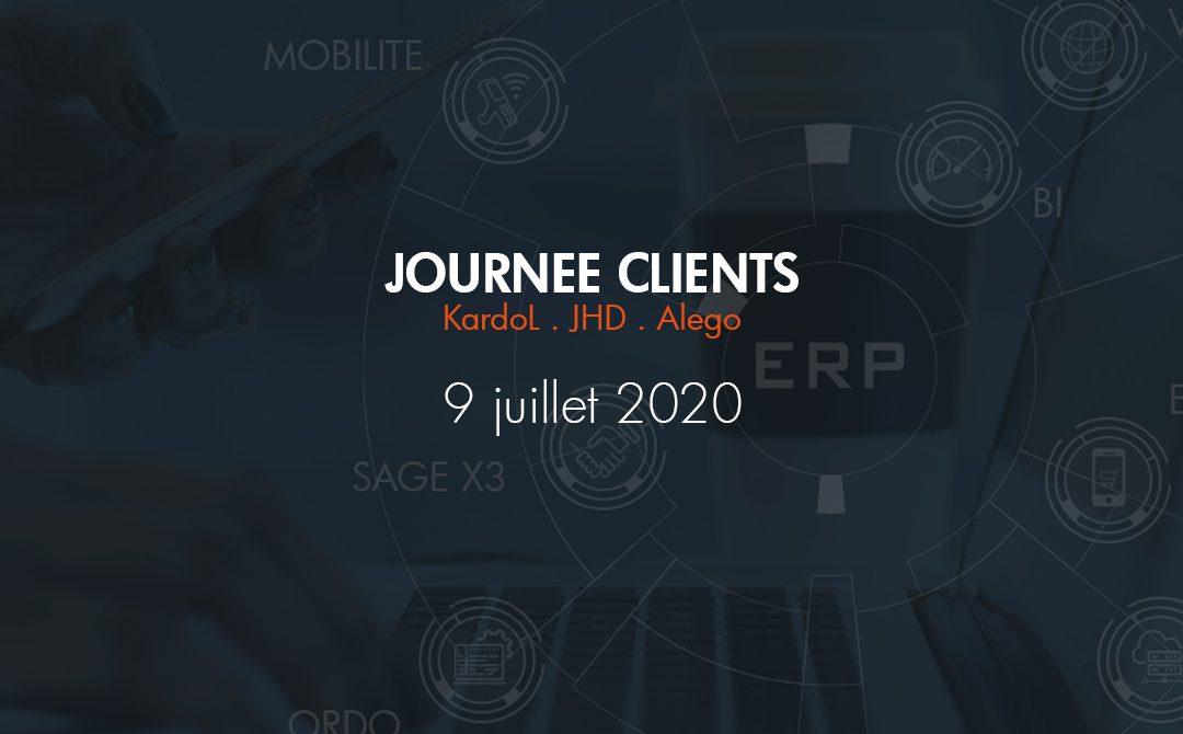 Journée clients 2020 – juin 2020